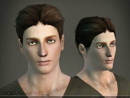sims 3 men custom content male sims 3 hairstyles