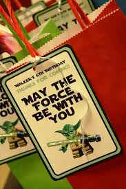wars gift bags wars gift bag tags wars boy birthday party favor ideas