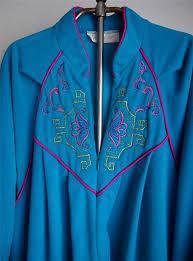 Vanity Fair Housecoat Vtg Vanity Fair Turquoise Blue Velvet Velour Zip Front Lounge Robe
