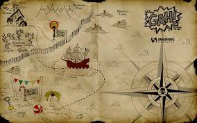 Pirates Map Pirate Map Wallpaper Hd