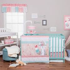 my baby sam pixie baby in aqua 3 piece crib bedding set free