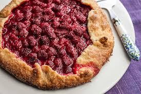 raspberry recipes easy raspberry tart recipe chowhound