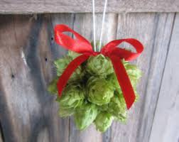 Mistletoe Decoration Mistletoe Decoration Etsy