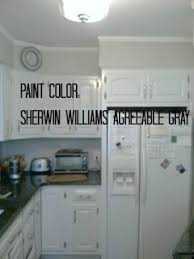 what color kitchen cabinets go with agreeable gray walls kitchen progress reveal teeny ideas