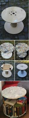 outdoor tables made out of wooden wire spools 53 best wooden wire spools images on pinterest wire spool cable