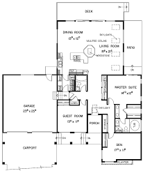 Spacious 3 Bedroom House Plans Design Ideas Two Bedroom House Plans For Family House For New