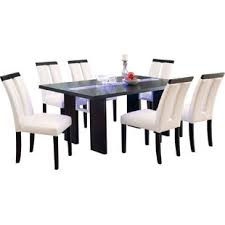 white dining room tables and chairs modern contemporary dining room sets allmodern
