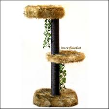Modern Cat Trees Furniture by Cat Tree Furniture 4 U0027 High Glenwood Cat Lover Gifts