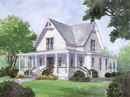 farmhouse house plan exteriors narrow lot plans house for lots simple farmhouse home