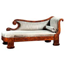 Chaises For Sale Restoration Grecian Or Recamier Couch Circa 1835 For Sale At 1stdibs