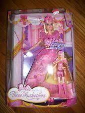 mattel barbie musketeers corinne doll n7003 ebay