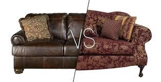 Leather Sofa Fabric Sofa Leather Fabric Combination Leather Fabric Combo Sofa Leather
