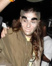 robert pattinson and kristen stewart in halloween costumes