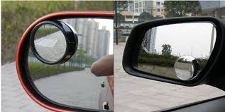 Blind Spot Side Mirror Discount Car Mirror New Driver 2 Side Wide Angle Round Convex