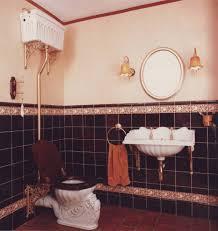 Victorian Powder Room Edinburgh Old Fashioned Toilet Powder Room Victorian With Wicker
