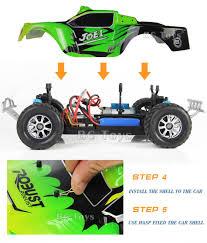 wl toys rubber wheels 4wd hsp nitro rc monster trucks