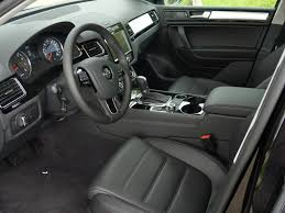 2004 Volkswagen Touareg Interior Review 2011 Volkswagen Touareg Vr6 The Truth About Cars