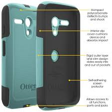 authentic oem otterbox commuter case for motorola moto g 1st