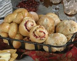 thanksgiving rolls bake n serv