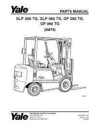 manual yale pdf