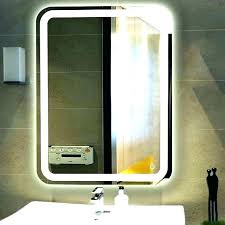 lighted vanity mirror wall mount wall mirrors lighted vanity wall mirror battery operated wall