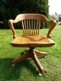 krug furniture kitchener h krug oak swivel chair circa 1950 antique appraisal