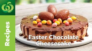 Easter Chocolate Easter Chocolate Cheesecake Easter Recipes Countdown Easter