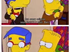 Millhouse Meme - simpsons memes weknowmemes