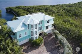 grand waterfront home with guest house in key largo fl united
