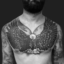 black outstanding eagle chest golfian com