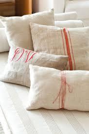 Bolster Pillows For Daybed Best 25 Linen Pillows Ideas On Pinterest Grey Bed Linen Grey