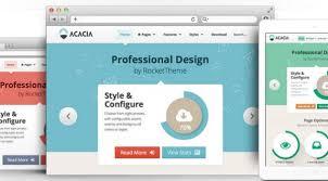rt acacia v1 4 rockettheme joomla template free download www