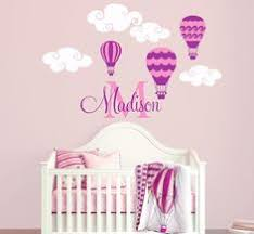 Personalized Wall Decals For Nursery Princess Castle Personalized Name Decal Nursery Decal S