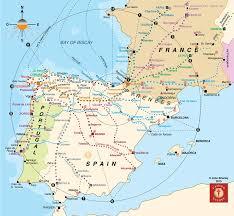 santiago de compostela camino camino routes the camino provides