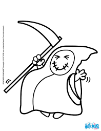 mr tickle u0027s trick or treat coloring pages hellokids com