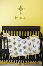 Rock N Roll Crib Bedding Rock And Roll Baby Nursery Theme With Black And Yellow Crib Bedding