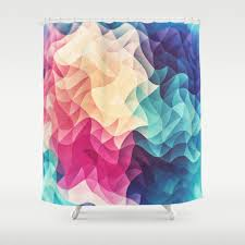 Pink Gingham Shower Curtain Pride Shower Curtains Society6