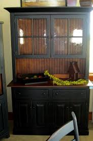 Kitchen China Cabinet Hutch Best 25 Black Hutch Ideas On Pinterest Painted China Hutch