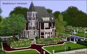 sims 3 mansion floor plans victorian house plans sims 3