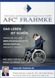 Apotheke Bad Driburg Afc Frahmke Assecuranz Und Finanzvermittlungs Contor Gmbh