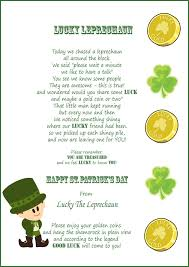 yvonne byatt u0027s family fun st patricks day lucky leprechaun