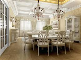 marvelous image of dining room decoration using large clear glass