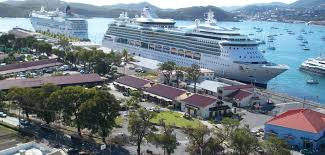 St Thomas Island Map Tortola Fast Ferry Home