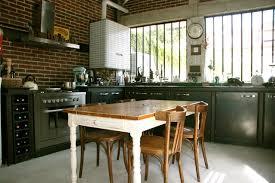 cuisine bistro les véritables tables chaises de bistro le d arberi