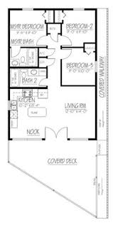 floorplans com cabin ranch traditional house plan 82343 narrow lot house plans