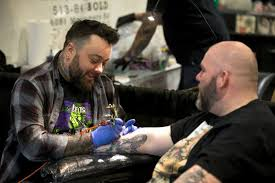 tattoo convention st cloud tattoo convention draws thousands record number of artists to