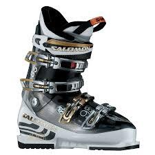 womens size 9 in ski boots salomon idol 9 ski boots s 2009 evo