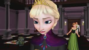 Disney Frozen Meme - mmd frozen anna can t live without elsa s boat bad lip reading