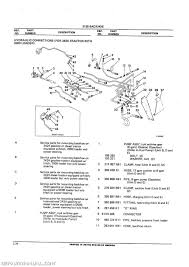international harvester backhoe parts manual 3082 340 460 2404