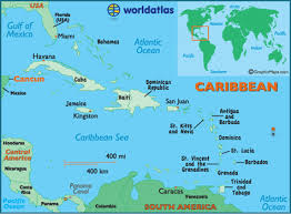 carribbean map map of cancun caribbean island maps cancun map information